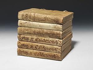 Autos Sacramentales, Alegoricos, y Historiales: CALDERON DE LA