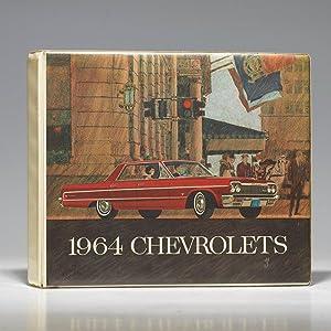 1964 Chevrolet Catalogue: AUTOMOTIVE