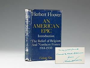 American Epic. Vol. I: HOOVER Herbert