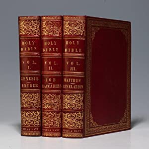 Holy Bible, According to the Authorized Version: BIBLE D'OYLY George