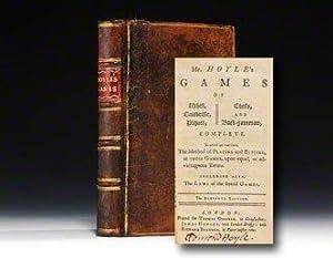 Games: HOYLE Edmond