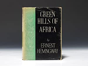 Green Hills of Africa: HEMINGWAY Ernest