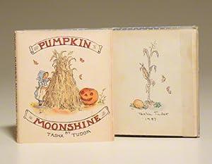 Pumpkin Moonshine: TUDOR Tasha