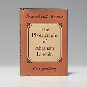 Photograph album. WITH: Photographs of Abraham Lincoln: LINCOLN Abraham MESERVE