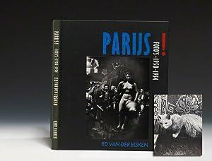 Parijs, Fotos 1950-1954: VAN DER ELSKEN Ed