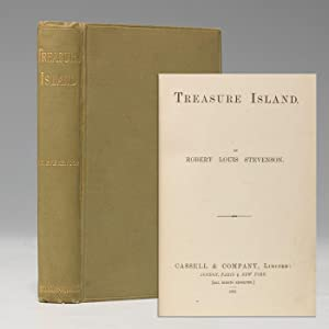 Treasure Island: STEVENSON Robert Louis