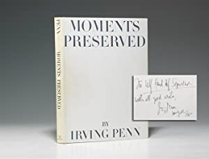 Moments Preserved: PENN Irving