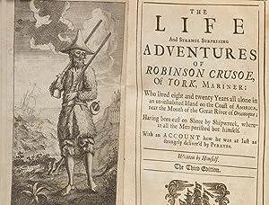 Robinson crusoe by defoe abebooks - Robinson crusoe style ...