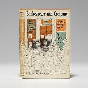 Shakespeare and Company: BEACH Sylvia