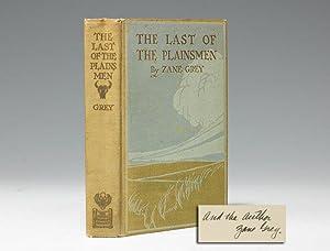 Last of the Plainsmen: GREY Zane JONES