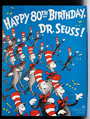 Poster inscribed: SEUSS Dr.