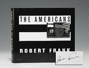 Americans: KEROUAC Jack FRANK