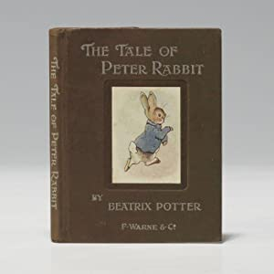 First edition of the tale of peter rabbit – news & announcements.