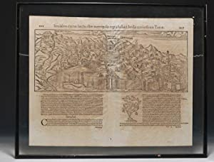 Jerusalem Civitas Sancta: MUNSTER Sebastian
