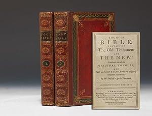 Holy Bible: BIBLE