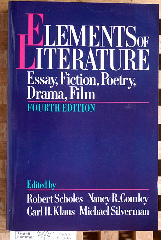 Elements of Literature Unit of Study   Study  Graphics and Literature AbeBooks