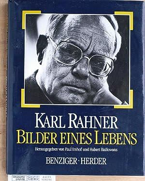 Karl Rahner, Bilder eines Lebens. hrsg. von: Imhof, Paul [Hrsg.].
