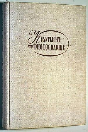 Kunstlicht und Photographie., Eine Abhandlung über künstliche: Rieck, G. D.