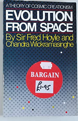 Evolution from Space. Evolution aus dem Weltraum.: Hoyle, Fred and