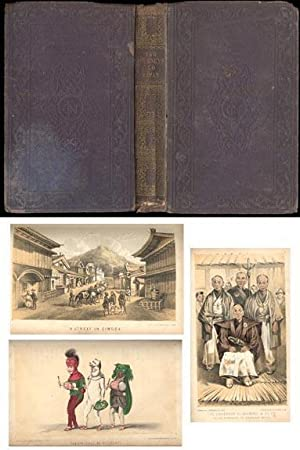 Two Journeys to Japan, 1856-7 (Volume 1 Only)
