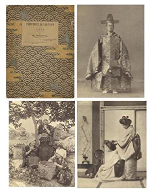 Costumes & Customs in Japan in Phototype and From Photographic Negatives Taken by Him