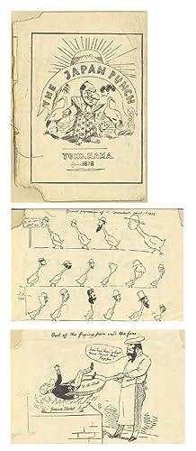 The Japan Punch (April 1876): Wirgman, Charles