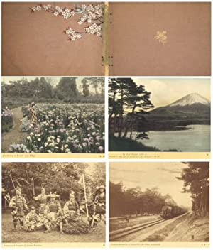 Sights and Scenes in Fair Japan, Reproduced and Published by K. Ogawa, F.R.P.S. (50 collotype pla...