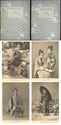 Costumes and Customs in Japan, Vol. I & II