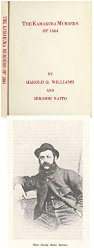 The Kamakura Murders of 1864 (Major Baldwin: Williams, Harold S.