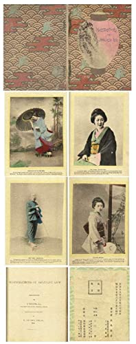 Illustrations of Japanese Life (Vertical Format - Primarily Women)