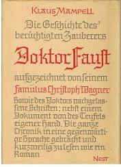 Doktor Faust.: Mampell, Klaus