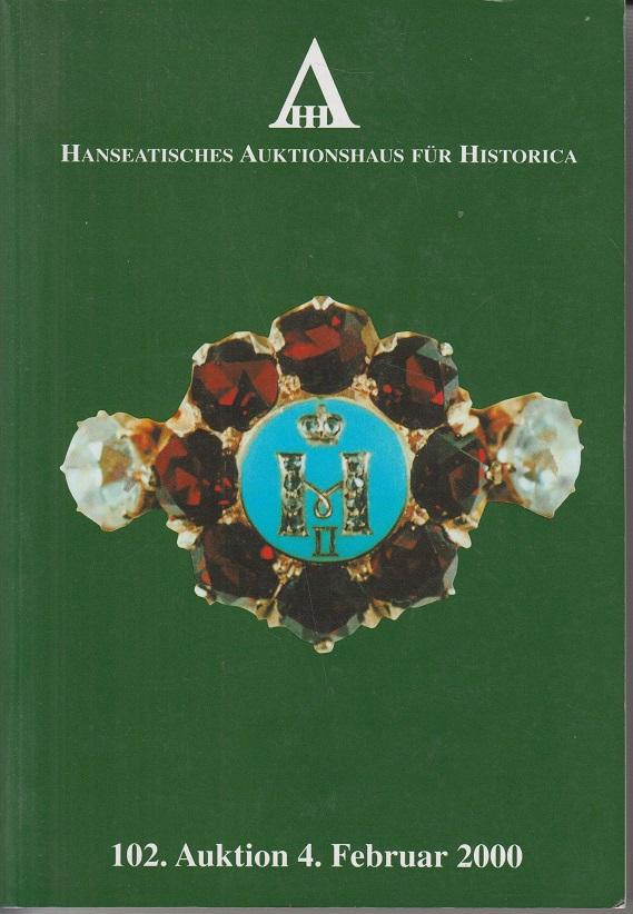 Bolland&marotz,hanseatisches Auktionshaus Kataloge Auktion 51,von 1987,mit Ergebnisliste