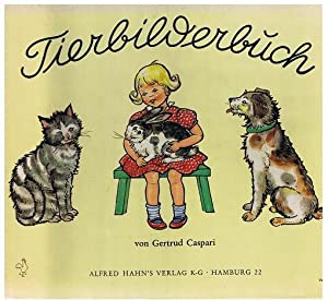 Tierbilderbuch: Caspari, Gertrud