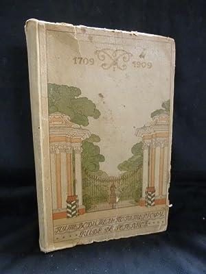 Guide de Peterhof 1709 - 1909 St. Petersburg Russland Chronik