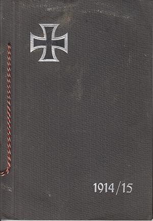 Aus grosser Zeit. 8 Original Steinzeichnungen.: Rumpf, H. Friedrich.