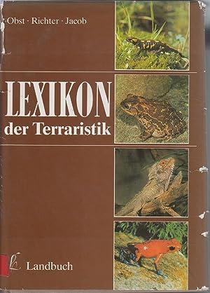 Lexikon der Terraristik und Herpetologie: Peters, Günther, Hans-Günther.