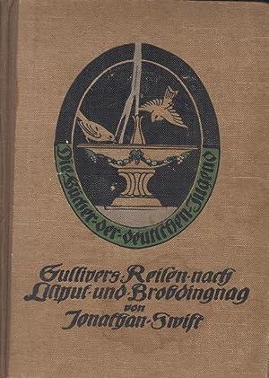 Gullivers Reise nach Liliput und Brobdingnag: Swift, Jonathan