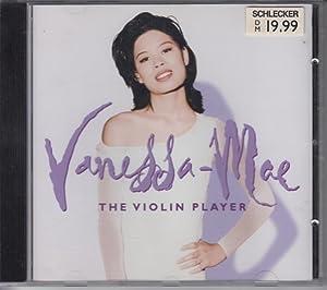 Vanessa Mae- The Violin Player: Vanessa, Mae, Clempson