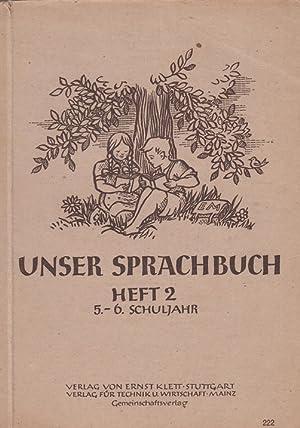 Schulbücher Fritz 67180 Fachbücher & Lernen Unser Sprachbuch Rahn