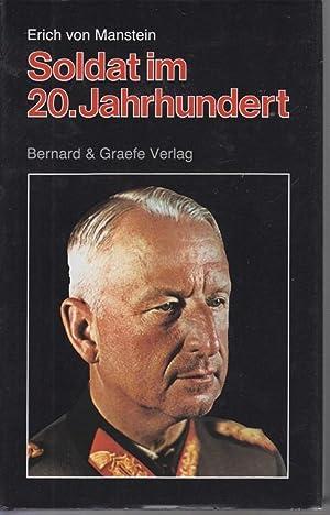 Erich von Manstein - Soldat im 20.: Manstein, Rüdiger von