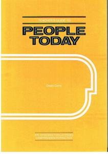 Teacher's Guide to People Today. EFL Episodes for Listening Comprehension Practice: Curry, ...