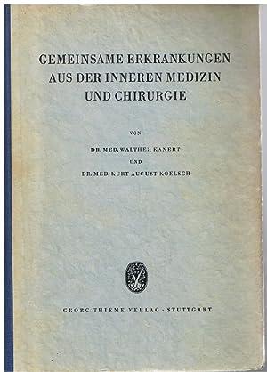 Gemeinsame Erkrankungen aus der inneren Medizin und: Dr. Med. Walther