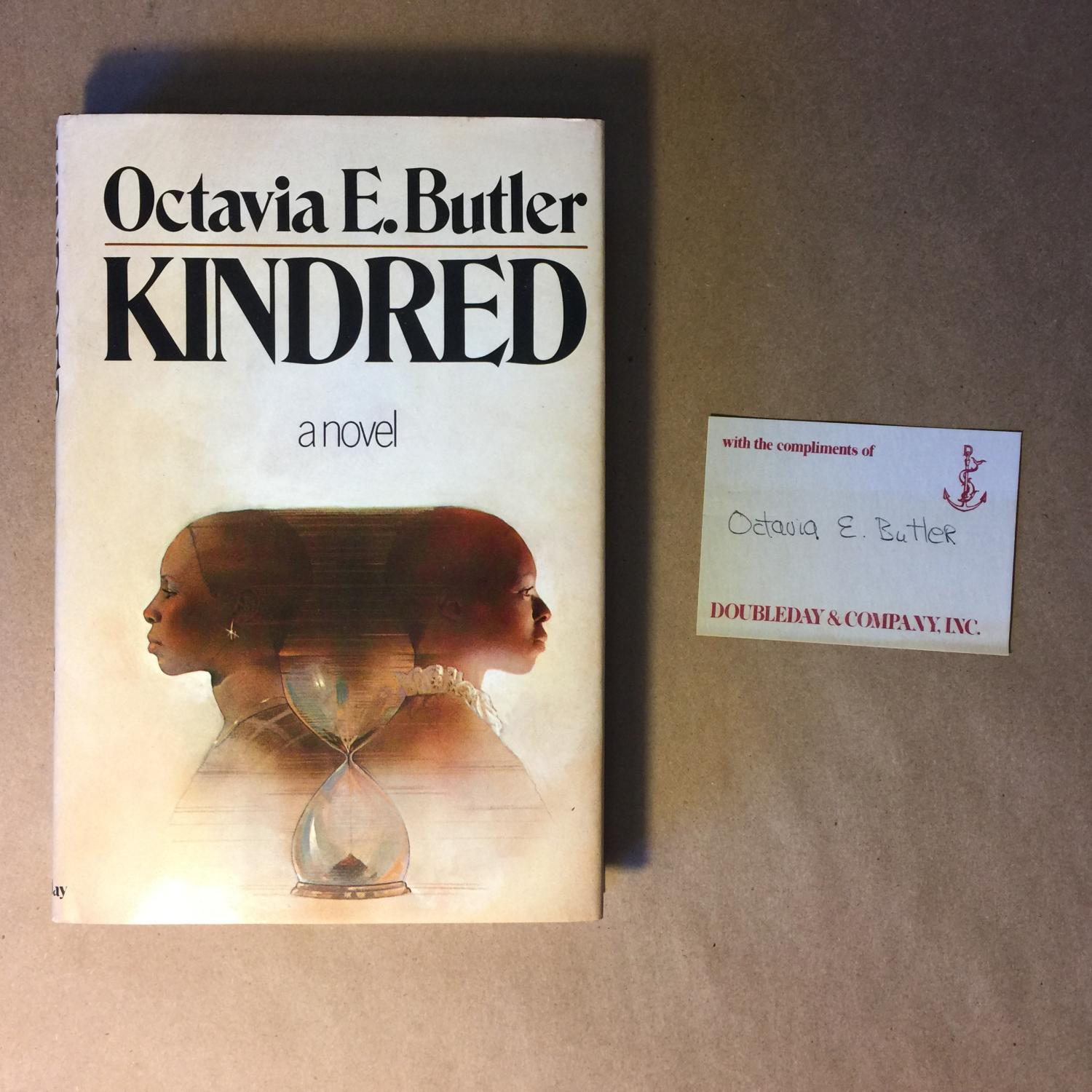 an analysis of octavia butlers novel kindred Octavia e butler's novel titled kindred was first published in 1979, and it is a tale  that  analysis emerges in the form of constant gothic loops in butler's kindred,.