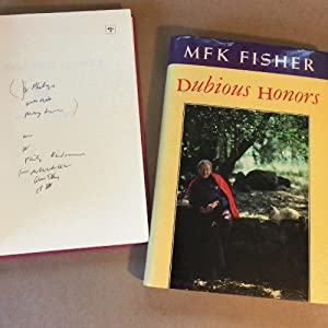 Dubious Honors: Fisher, M. F.