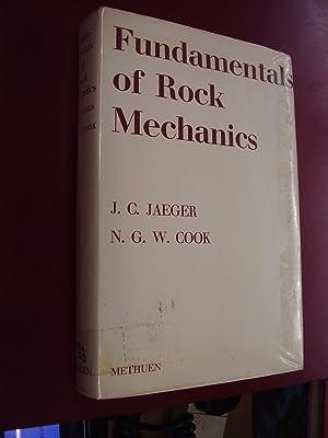 Fundamentals of Rock Mechanics: Jaeger, J. C.