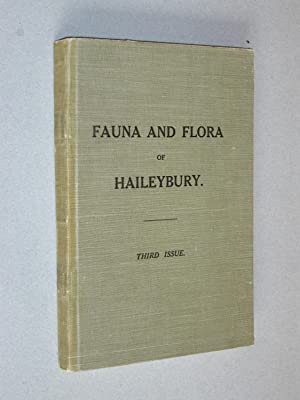 Fauna and Flora of Haileybury Third Issue