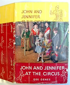 John and Jennifer at the Circus