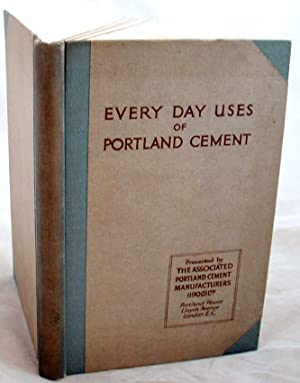 The Every Day Uses of Portland Cement