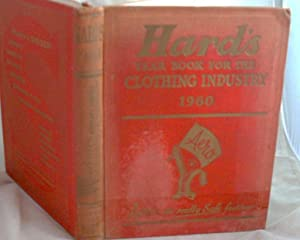 Hard's Year Book for the Clothing Industry 1960