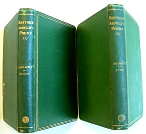 Poems Volumes 1 and 2